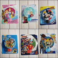 Led Night Light - Mickey, Avengers, Princess, Toy Story, Paw Patrol, Frozen