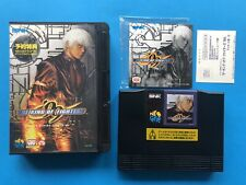THE KING OF FIGHTERS 99 AES Neo Geo Japanese Genuine Version