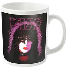 KISS - Paul Stanley / Starchild - white - Tasse  Coffee Mug - Kaffeebecher - Neu