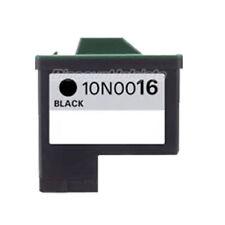 Remanufactured 10N0016 for Lexmark #16 BLACK Ink X1100 Z640LA Z601 Z640 Z23e Z24