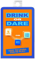 DRINK OR DARE DICE BEER DRINKING FOREPLAY FUN GAME