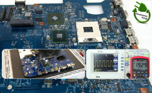 Dell Precision 5550 Mainboard Laptop Reparatur Repair
