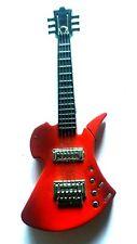 Briquet guitare gaz Johnny Hallyday. 11 x 4 cm