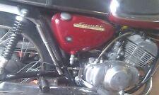 SUZUKI   T20 supersix   t250  t350  t500 cobra  Air pump !!!! 110 SOLD !!!!