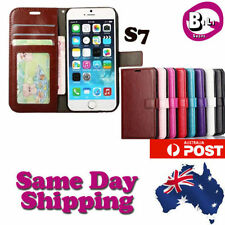 Samsung Mobile Phone Wallet Cases with Storage Compartment
