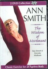 Ann Smith - The Wisdom of Movement 2 DISC SET (DVD) [E]