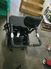 "Invacare Solara 3G Tilt In Space Wheelchair 20""w x 18""d Seat Adult 300lbs"
