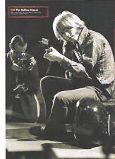 "ROLLING STONES Brian has his eye on you magazine PHOTO / mini Poster 11x8"""