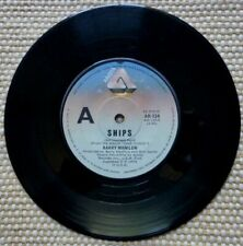 """BARRY MANILOW   """"Ships"""" 7"""" 45rpm  Arista Records 1979"""