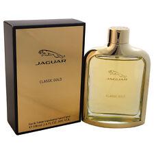 Jaguar Classic Gold by Jaguar for Men - 3.4 oz EDT Spray