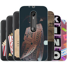 Dessana Retro Film TPU Silicone Protective Cover Phone Case Cover For Motorola