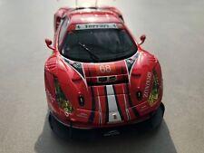 Carrera Digital 132 30809 FERRARI 488 GT3 SCUDERIA CORPO + TELAIO NUOVO LUCE