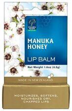 Nicht getönte Lippenpflege mit 100% natürlichen Inhaltsstoffen