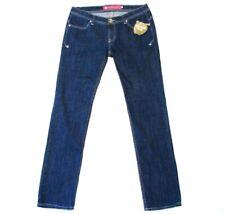 Apple Bottoms Blue Denim Jeans Low Rise Jeans Women's  7 8  NEW