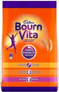Bournvita Health And Nutrition Vitamins Supplements Energy Drink 750 Gm