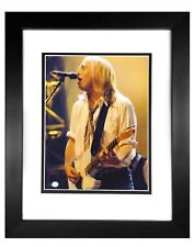 Tom Petty  001  8X10  PHOTO FRAMED TO11X14