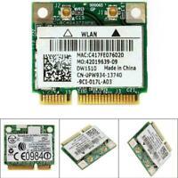 PCI-E BCM94322HM8L DW1510 Mini Dual Band 300M Wireless U1X1 For DELL Fast E C3D0