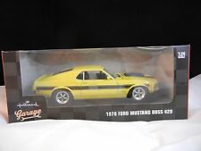 Hallmark Garage Model Car - 1970 Ford Mustang Boss 429 NIB