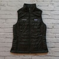 New Patagonia Nano Puff Vest Womens Size S Black