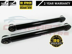 FOR VW TRANSPORTER T5 CARAVELLE PAIR REAR GAS SHOCK ABSORBER SHOCKERS ABSORBERS