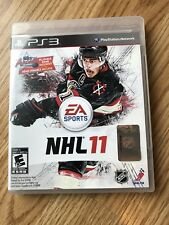 NHL 11 (Sony PlayStation 3, 2010) PS3 Cib Game H2