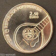 2,5 Euro Portugal - FADO - 2008