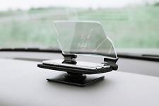 Universal Head Up Display Car GPS HUD for Smartphone Navigation Holder
