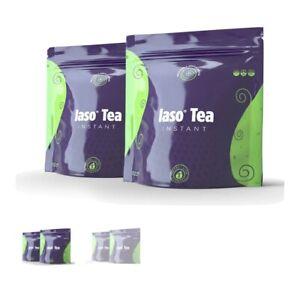 2 Bags of iaso tea instant, 25 Sachets each bag.