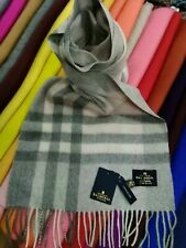 100% Cashmere Scarf | House of Balmoral | Exploded Thomson Pink | Long Scarf