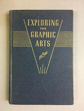 Anthony Marinaccio / Exploring the Graphic Arts 1946 3ʳᵈ printing