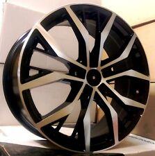 """17""""santiago alloy wheels audi a3 <03 tt<06 vw bora/golf 4/beetle seat with tyres"""