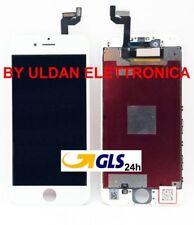 TOUCH SCREEN + LCD DISPLAY RETINA FRAME PER APPLE IPHONE 6S VETRO SCHERMO BIANCO