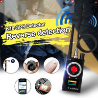 Bug Anti-Spy GPS Wireless Signal Detector Multi-function Detect Wireless Camera