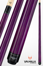 New Purple Viking Pool Cue Billiards Stick Lifetime Warranty Free Shipping 107