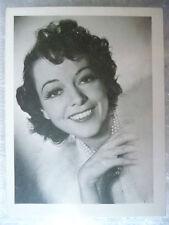 Postcard- LIZZI WALDMULLER, Austrian actress and singer