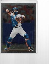 1999 TOPPS SUPER CHROME BASEBALL MIKE PIAZZA 4X6 JUMBO CARD #25