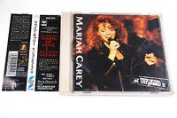 mariah carey mtv unplugged ep srcs 5912 CD JAPAN OBI A3436