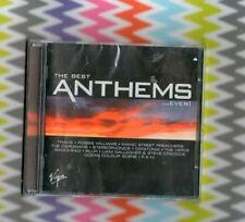 "2xCD New ""Best Anthems Ever!"" VERVE/ROBBIE/BLUR/R.E.M. 39 TRACKS"