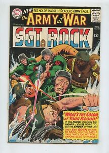 Our Army At War #160 (1965) Sgt. Rock FN+ 6.5