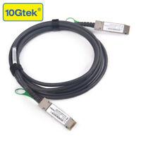 Juniper QFX-QSFP-DAC-3M, 40Gb/s QSFP+ Ethernet DAC Twinax Cable Passive 3m