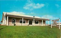 Postcard Wawasee Interiors Inc., Syracuse, IN
