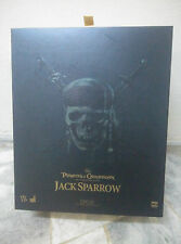 Hot Toys 1/6 DX06 Jack Sparrow POTC Pirates of Carribean MIB Best Deal Mint LAST