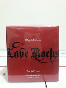 VICTORIA'S SECRET LOVE ROCKS EDP Eau De Parfum Perfume 1.7 oz / 50 ml SEALED