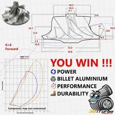 BILLET Compressor Wheel Turbo Garrett 702492-0001 (38.5/52.2 6+6 Various 2002
