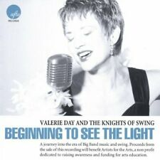 Valerie Day and the Knights of Swing (US IMPORT) CD NEW