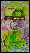 The Muppets Kermit the Frog Laser Cut Key Chain
