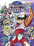 Knights of the Zodiac - Vol 1 - The Power of Pegasus - BRAND NEW - Anime DVD