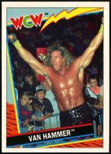 Topps WCW Wrestling Trading Cards