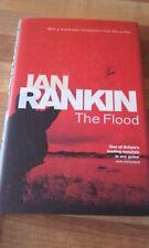 Large Hardback Ian Rankin The Flood  Book