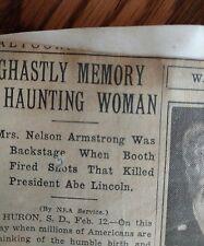 Vintage Scrapbook Poems Newspaper Clippings Advertisements 1930s Pennsylvania